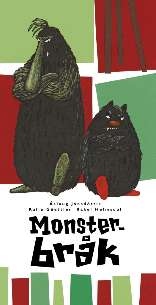 Monsterbråk